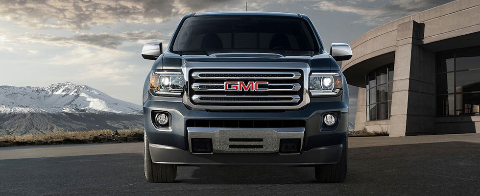 2019 GMC Canyon Safety Main Img