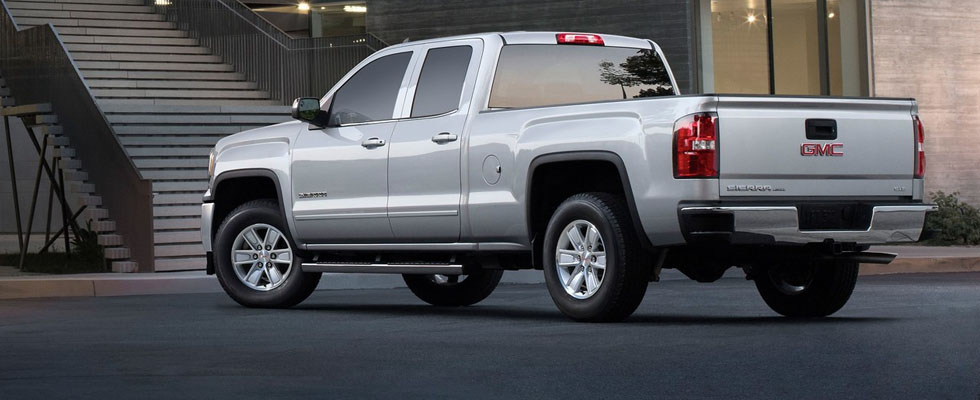 2019 GMC Sierra 1500 Limited Safety Main Img