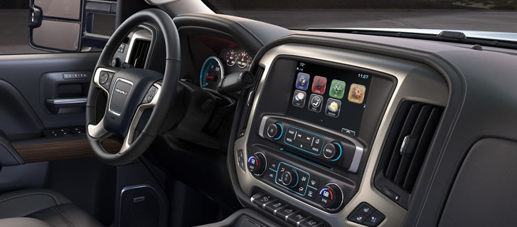 2019 GMC Sierra 2500HD Denali Soft-Touch Instrumental Panel