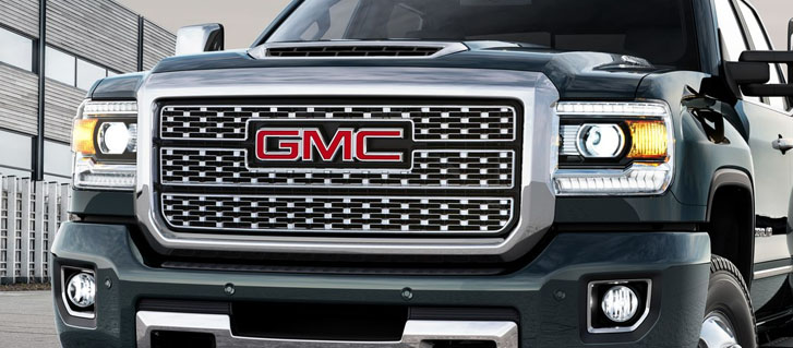 2019 GMC Sierra 2500HD Denali Diesel Hood Scoop Induction System