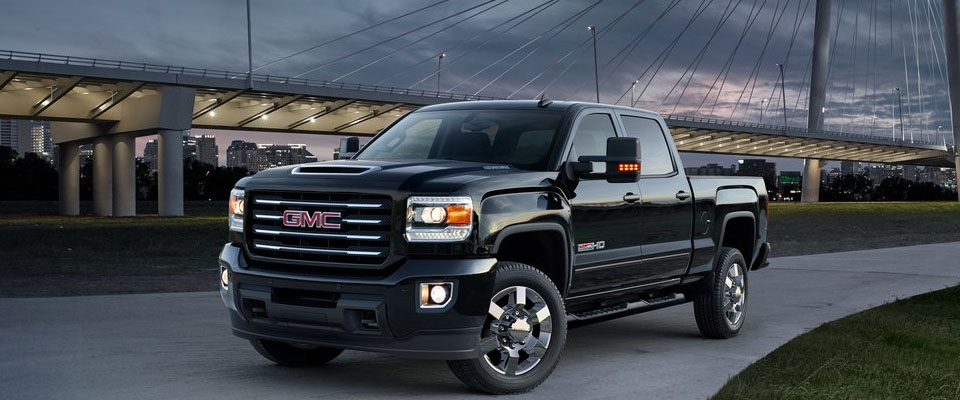 2019 GMC Sierra 2500HD Appearance Main Img