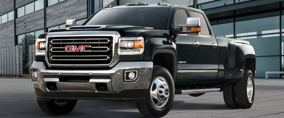2019 GMC Sierra 2500HD Main Img