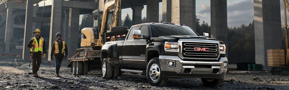2019 GMC Sierra 2500HD Safety Main Img