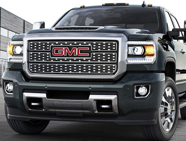 2019 GMC Sierra 3500 Denali HD LED Lighting