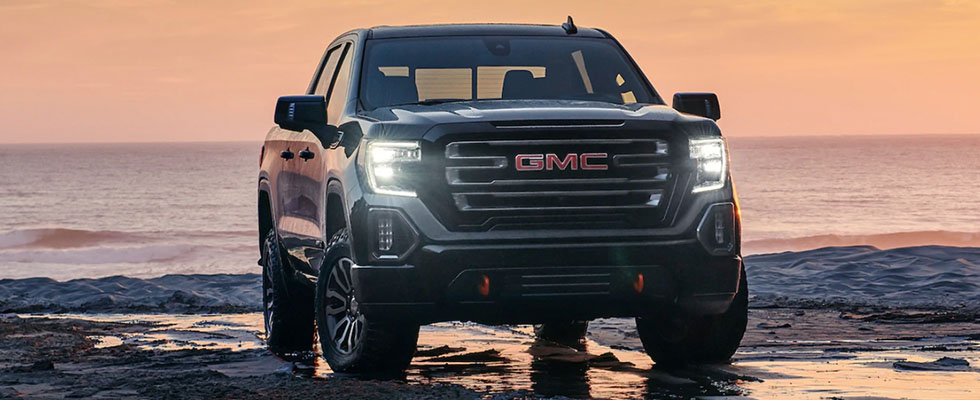 2019 GMC Sierra AT4 Appearance Main Img
