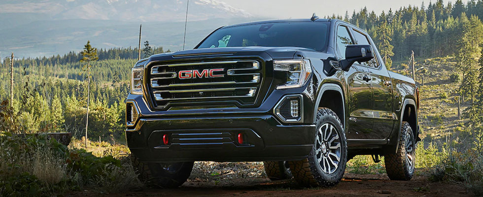 2019 GMC Sierra AT4 Main Img