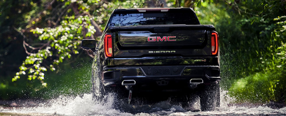 2019 GMC Sierra AT4 Safety Main Img