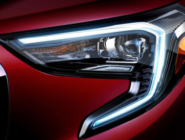 2019 GMC Terrain Denali LED Lighting