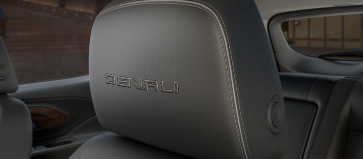 2019 GMC Terrain Denali Leather-Appointed Front Seats