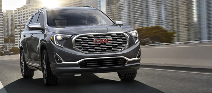 2019 GMC Terrain Denali 2.0L turbocharged engine