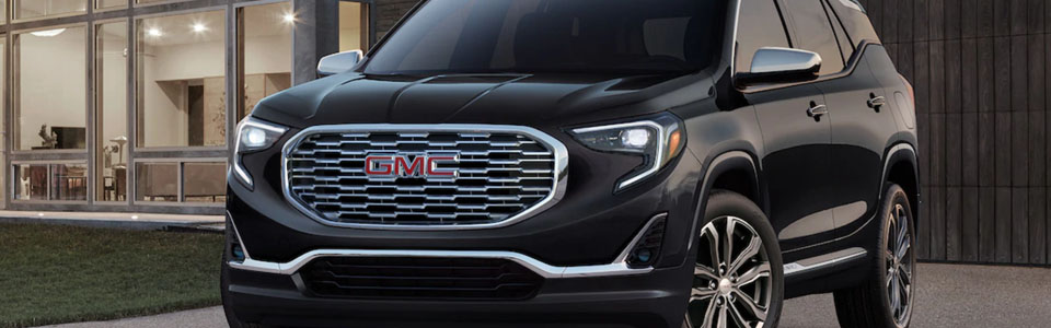 2019 GMC Terrain Denali Safety Main Img