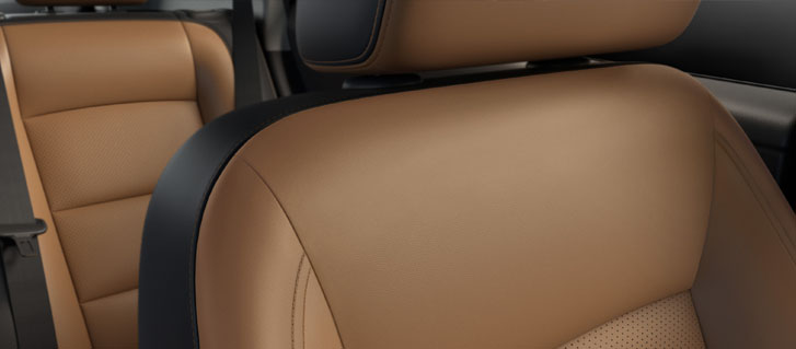 2019 GMC Terrain spacious interior