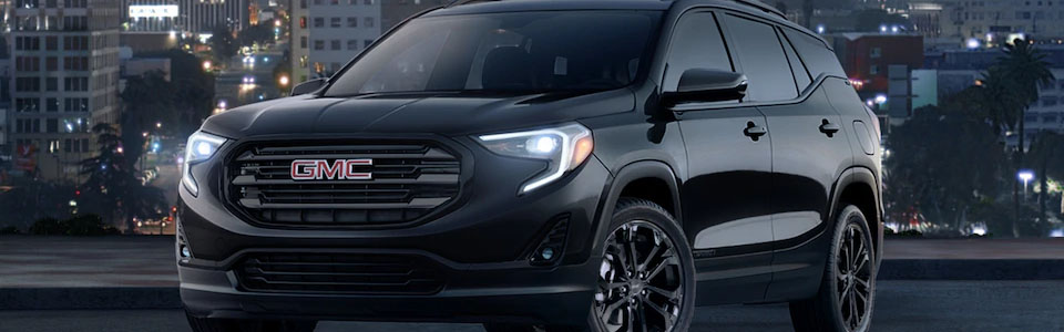 2019 GMC Terrain Safety Main Img