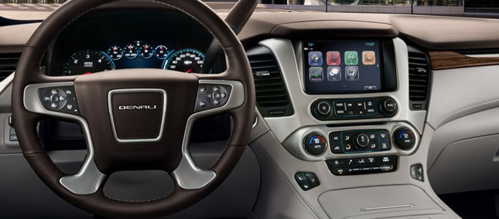 2019 GMC Yukon Denali Bose Active Noise Cancellation