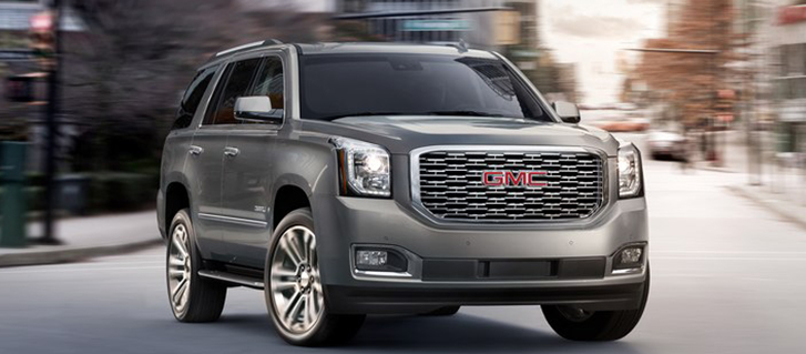 2019 GMC Yukon Denali 10-Speed Automatic Transmission