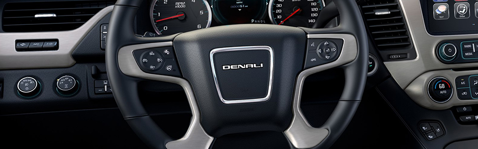 2019 GMC Yukon Denali Safety Main Img