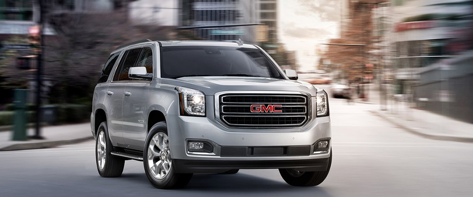 2019 GMC Yukon XL Appearance Main Img