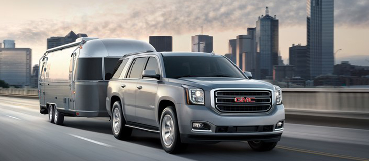 2019 GMC Yukon Heavy-Duty Trailering Package