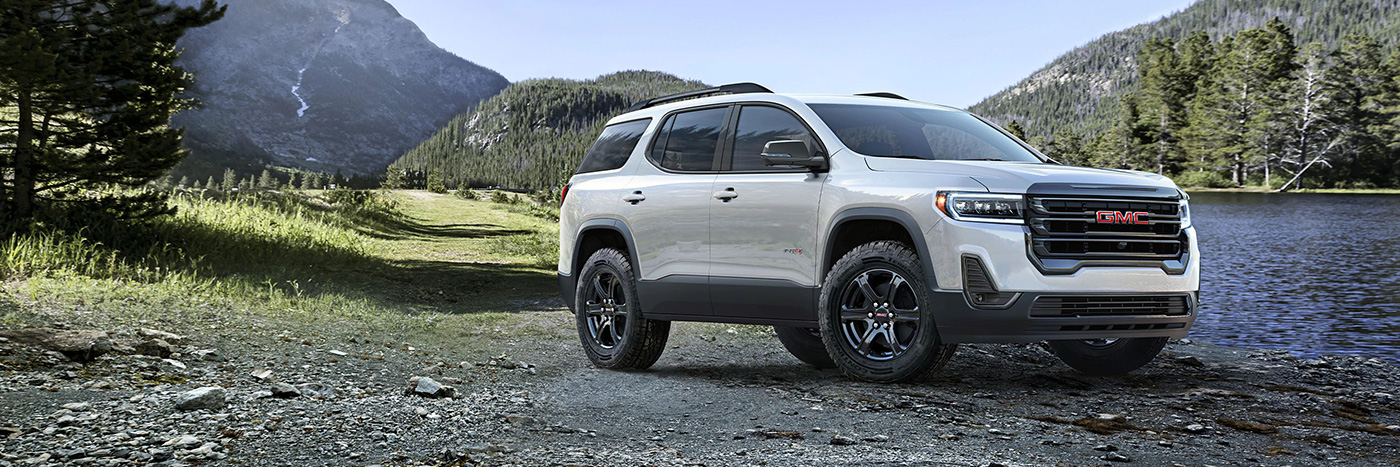 2020 GMC Acadia AT4 Appearance Main Img