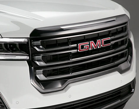2020 GMC Acadia AT4 appearance