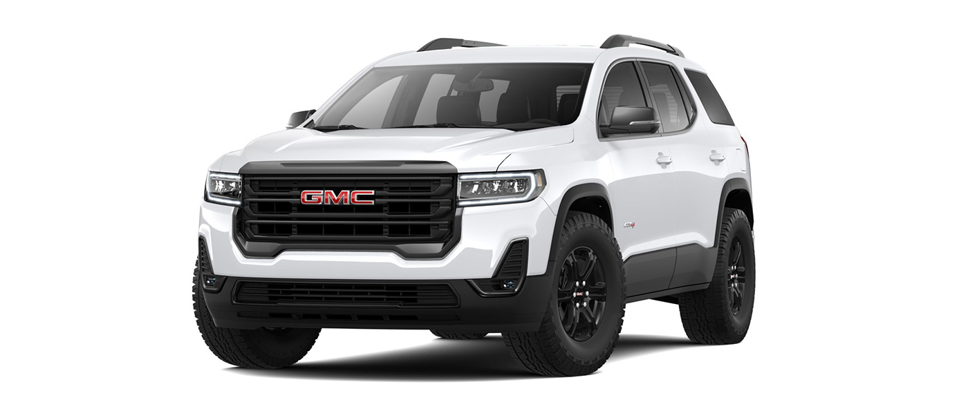 2020 GMC Acadia AT4 Main Img