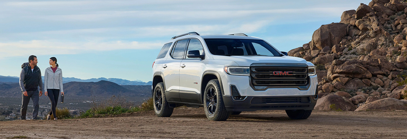2020 GMC Acadia AT4 Safety Main Img