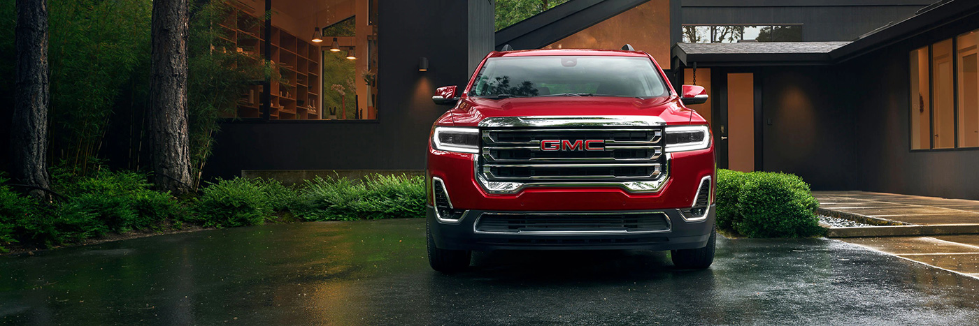2020 GMC Acadia Safety Main Img