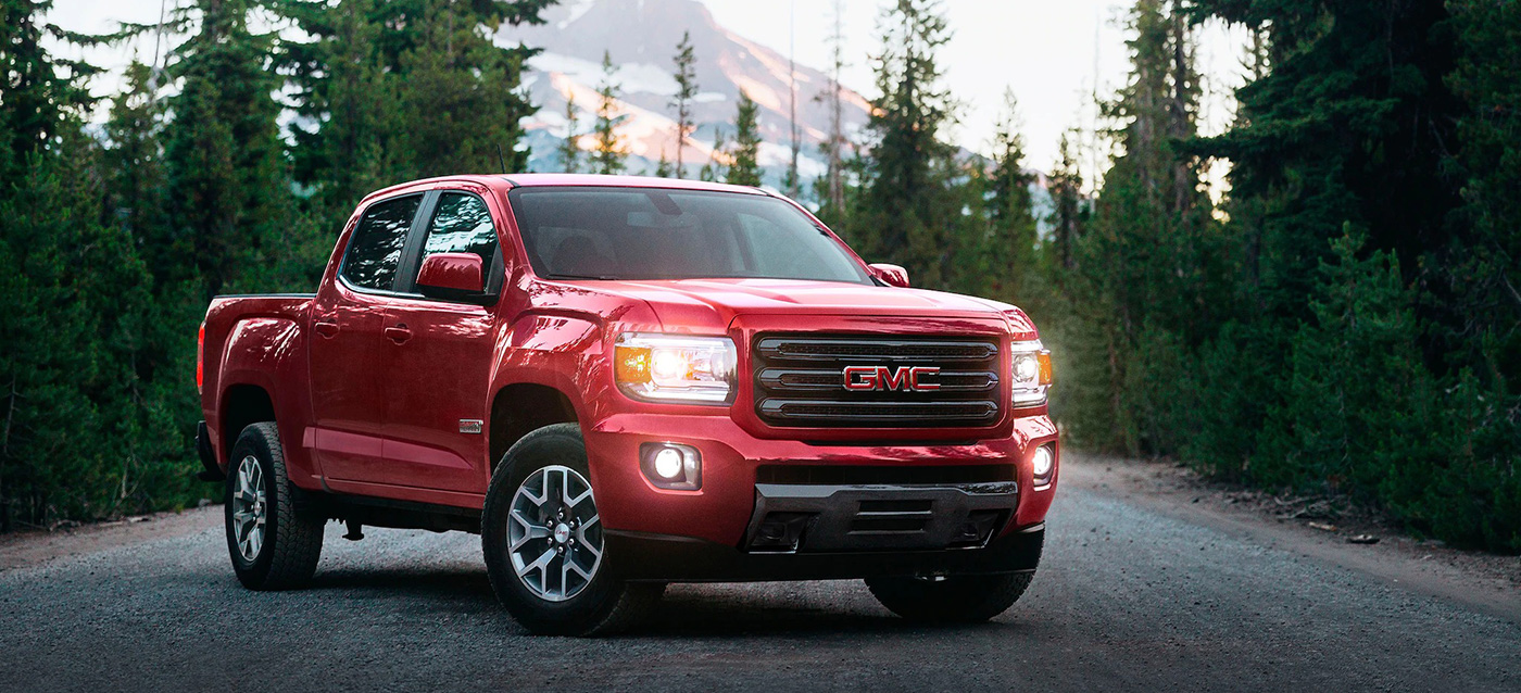 2020 GMC Canyon All Terrain Appearance Main Img