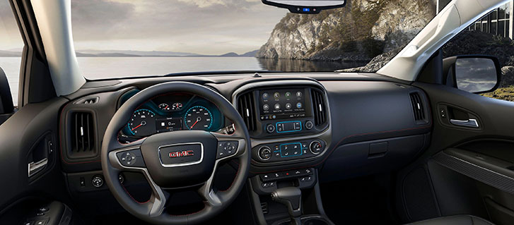 2020 GMC Canyon All Terrain comfort