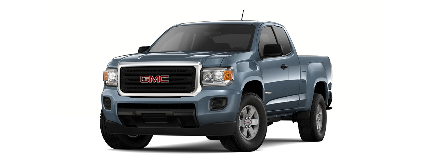 2020 GMC Canyon All Terrain Main Img