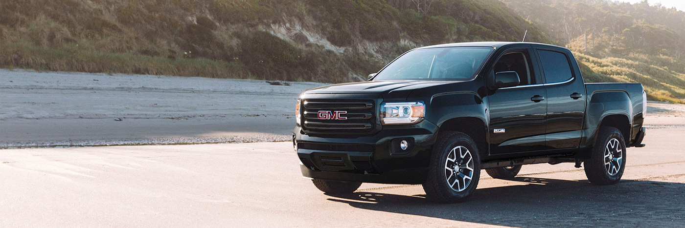 2020 GMC Canyon All Terrain Safety Main Img