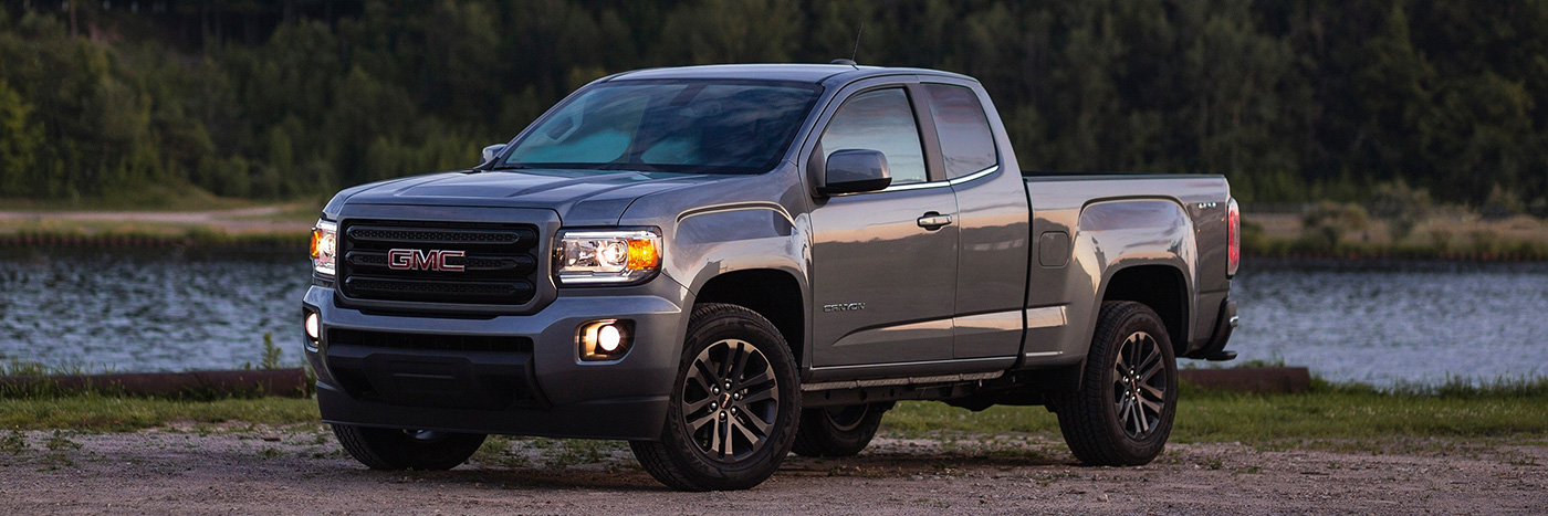 2020 GMC Canyon Appearance Main Img