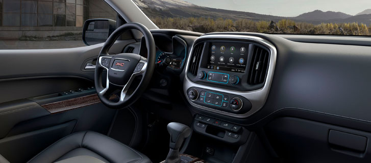 2020 GMC Canyon comfort