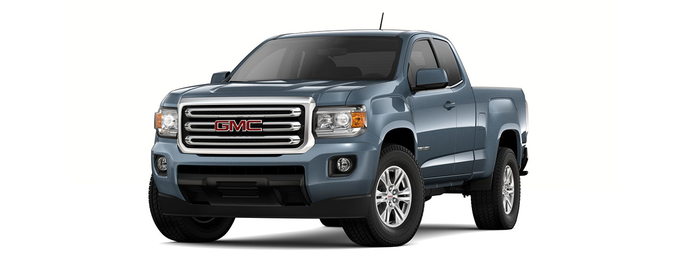 2020 GMC Canyon Main Img