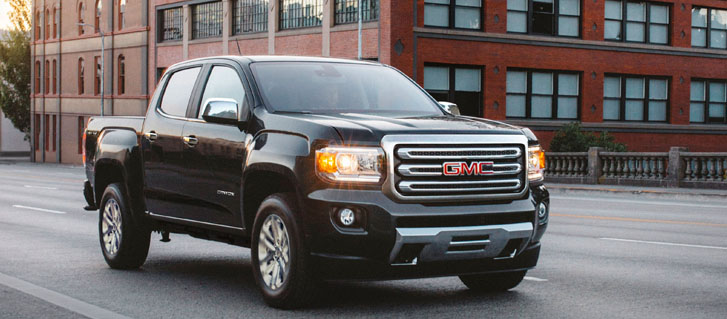 2020 GMC Canyon performance