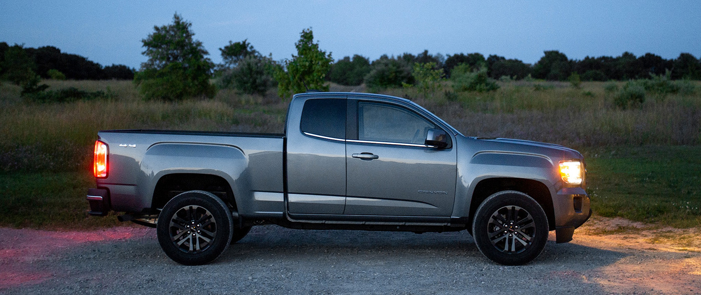 2020 GMC Canyon Safety Main Img