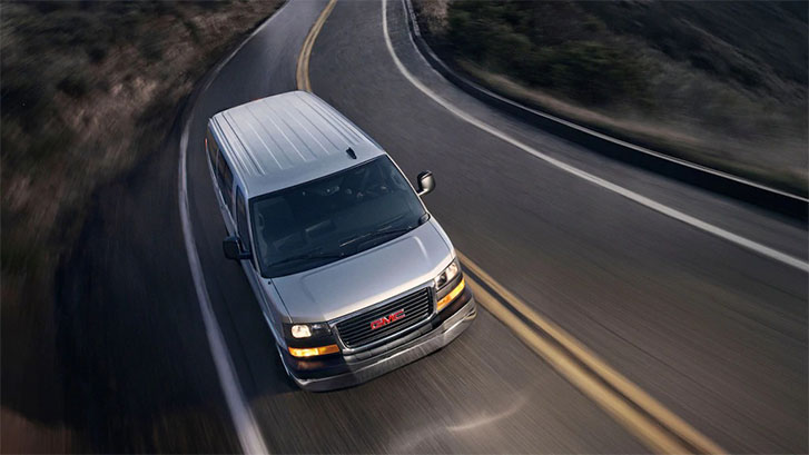 2020 GMC Savana Passenger Van performance