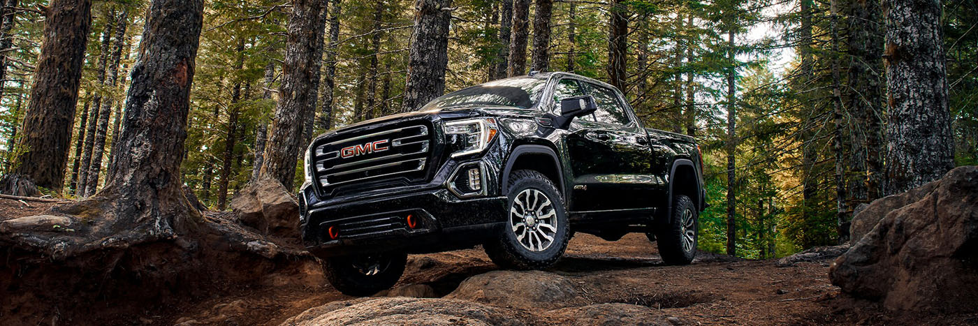 2020 GMC Sierra 1500 AT4 Appearance Main Img