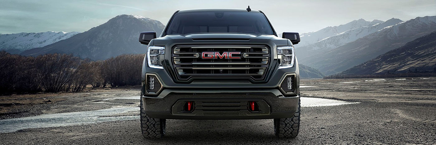 2020 GMC Sierra 1500 AT4 Safety Main Img