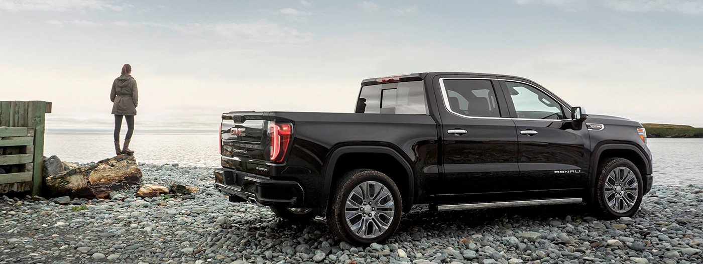 2020 GMC Sierra 1500 Denali Safety Main Img