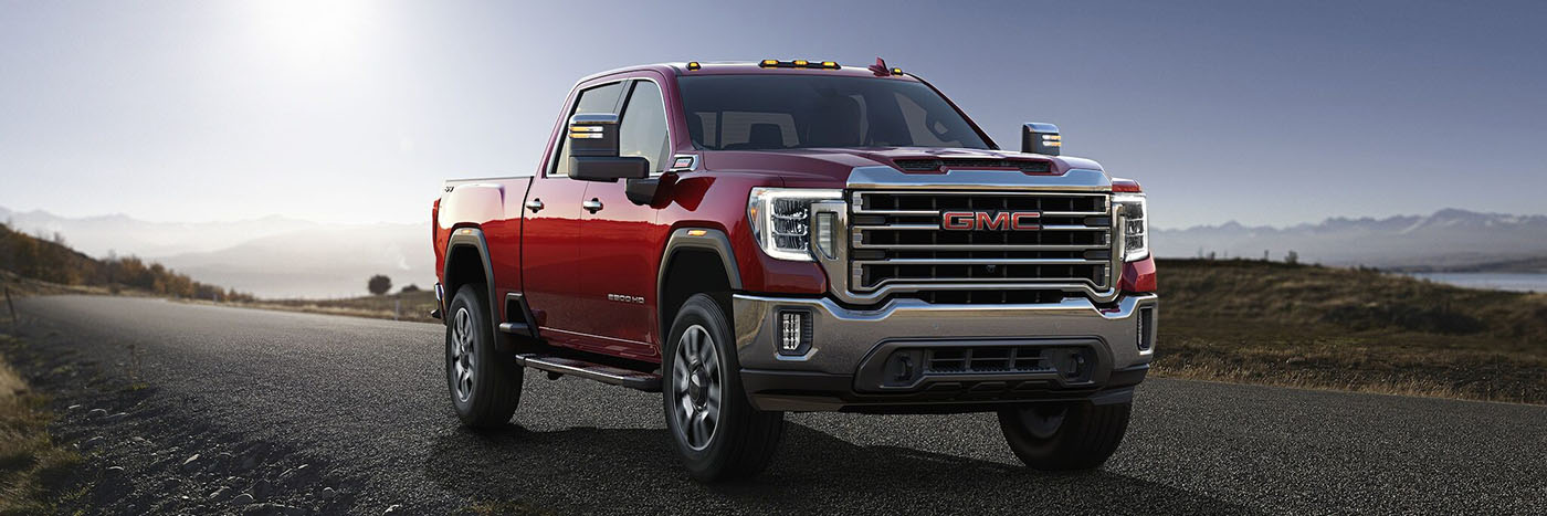 2020 GMC Sierra 2500 HD Appearance Main Img