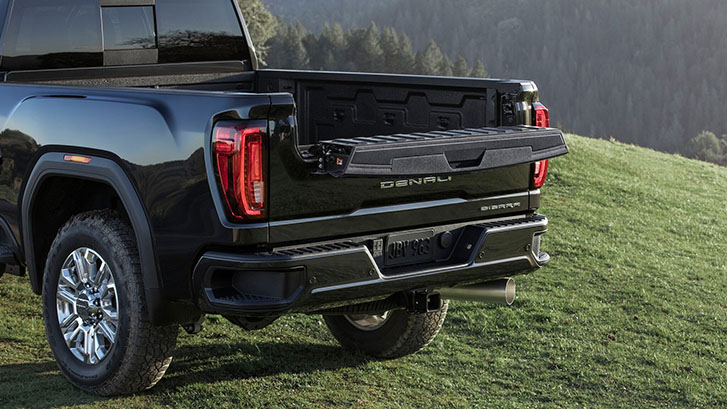 2020 GMC Sierra 2500 HD appearance
