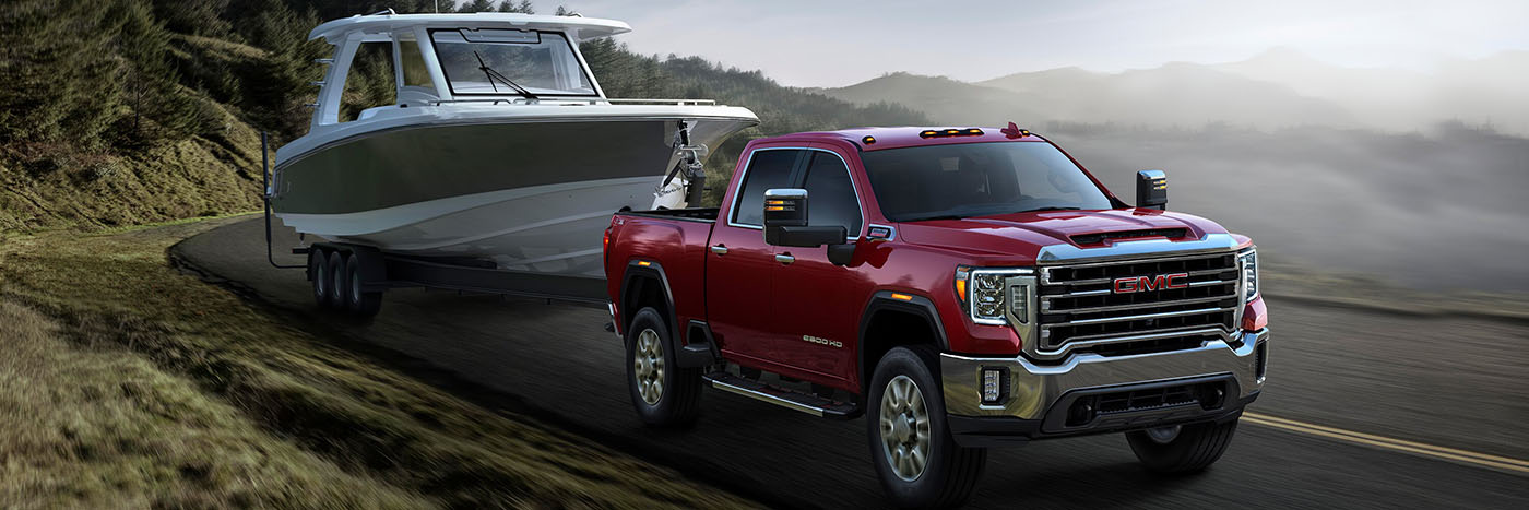 2020 GMC Sierra 2500 HD Safety Main Img