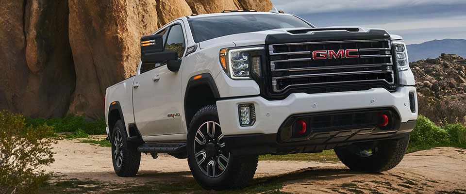 2020 GMC Sierra 2500HD AT4 Appearance Main Img