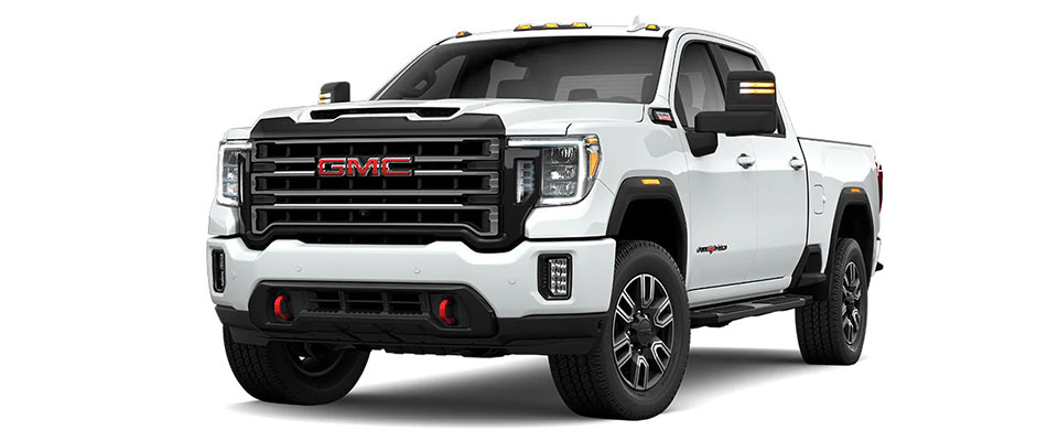 2020 GMC Sierra 2500HD AT4 Main Img