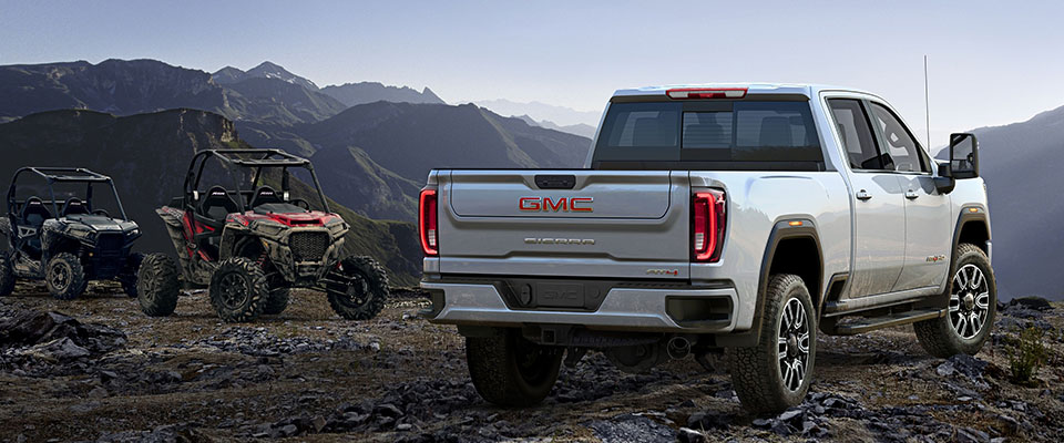 2020 GMC Sierra 2500HD AT4 Safety Main Img