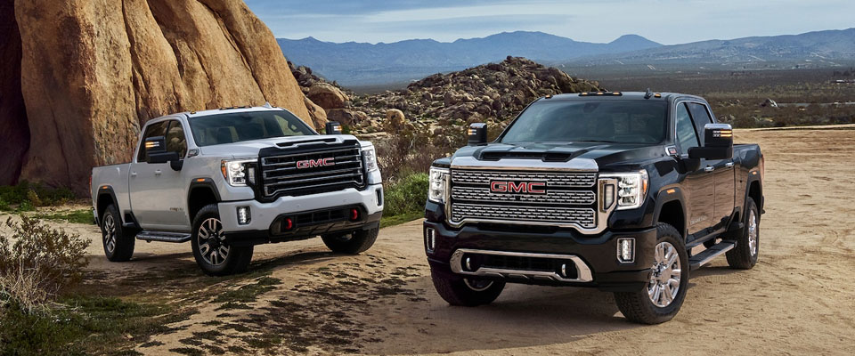2020 GMC Sierra 3500HD AT4 Appearance Main Img