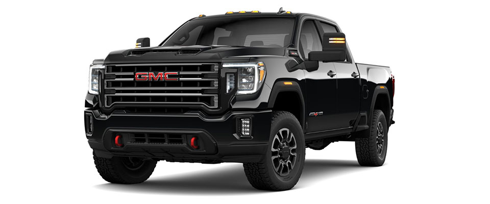 2020 GMC Sierra 3500HD AT4 Main Img