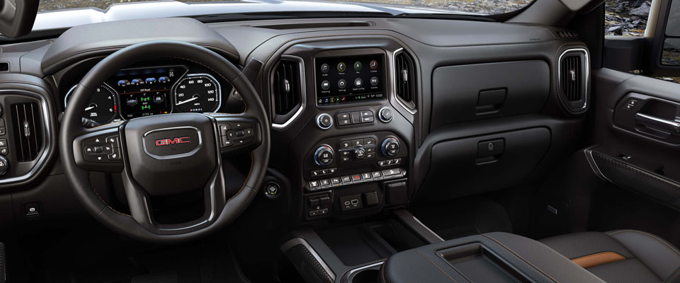 2020 GMC Sierra 3500HD AT4 Safety Main Img