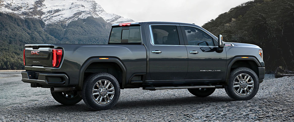 2020 GMC Sierra 3500HD Denali Safety Main Img